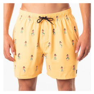 Vacation Volley - Men's Board Shorts