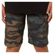 Ranger Cargo Jr - Boys' Hybrid Shorts