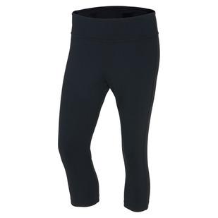 Basic - Women's Fitted Capri Pants