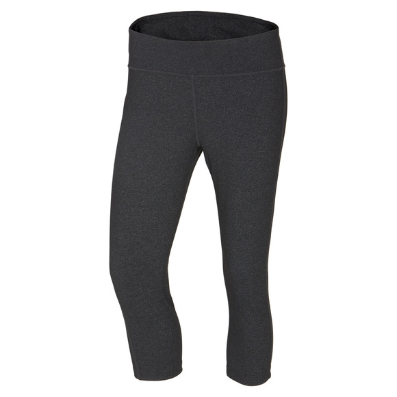 Basic - Women's Fitted Capri Pants