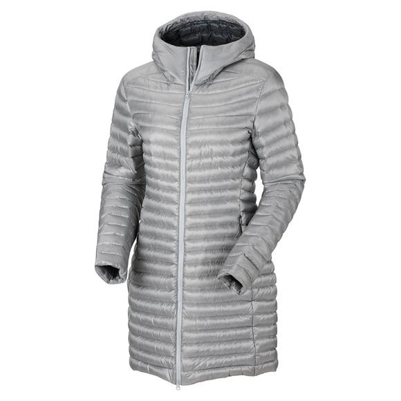 Nuri - Women's Hooded Down Jacket