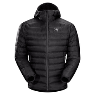 Cerium LT - Men's hooded down jacket