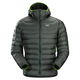 Cerium LT - Men's hooded down jacket - 0