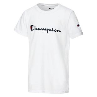 Signature Logo Jr - Boys' T-Shirt