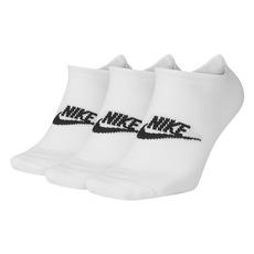 Sportswear Everyday Essentials - Socquettes pour homme (Paquet de 3 paires)