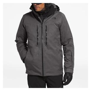Chakal - Men's Hooded Winter Jacket