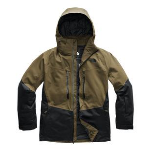 Chakal - Manteau d'hiver à capuchon pour homme