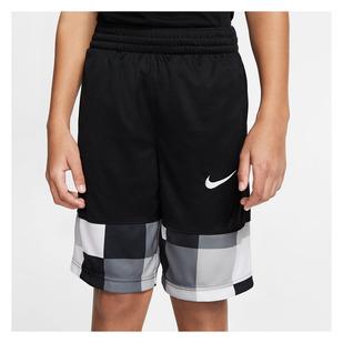 Basketball Jr - Short athlétique pour garçon