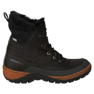 Sylva Mid Lace WP - Women's Winter Boots