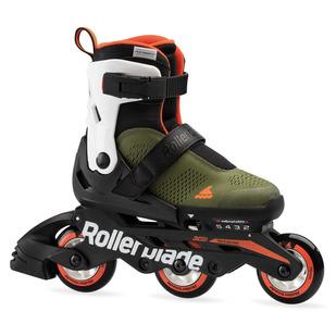 Microblade Free 3WD Jr - Patins à roues alignées ajustables pour junior