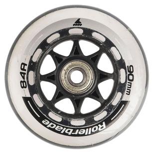 90/84A+SG9+Spacers - Roues pour patins à roues alignées (paquet de 8)
