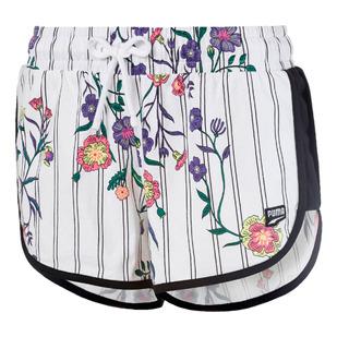 Downtown AOP - Women's Shorts