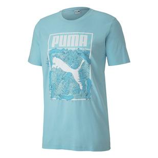 Logo Fill - Men's T-Shirt