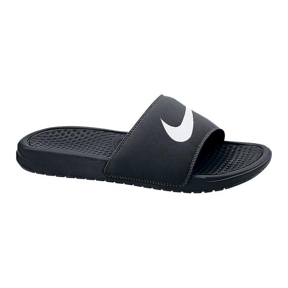 Benassi Swoosh - Men's Slides