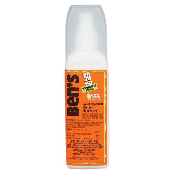 Ben's® 120 ml - Chasse-moustiques en vaporisateur
