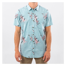 Party Palm - Men's Short-Sleeved Shirt