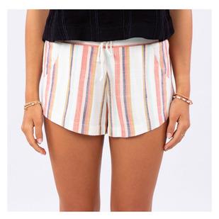 Seaport Stripe - Short pour femme