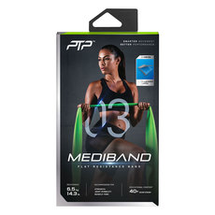Mediband (Medium) - Flat resistance band