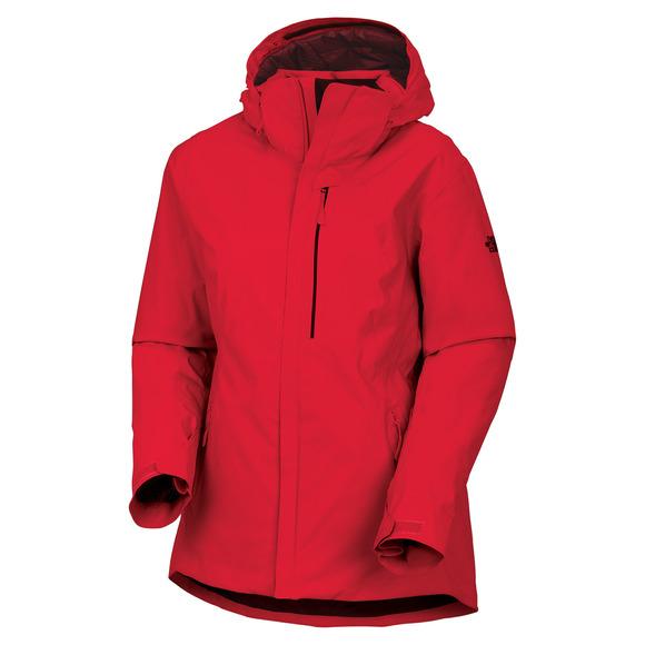 Gatekeeper - Women's Hooded Jacket