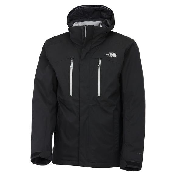 Powdance - Men's Hooded Jacket