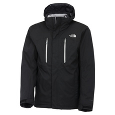 Powdance - Men's Hooded Jacket