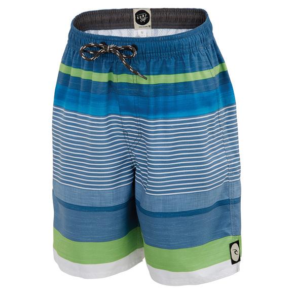 Mirage Capture Jr - Short de plage pour garçon
