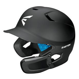Z5 2.0 Solid JG - Adult Baseball Batting Helmet with Jaw Guard