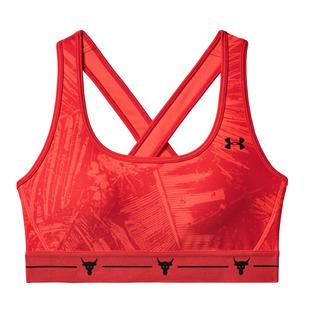 Project Rock Armour Crossback - Women's Sports Bra