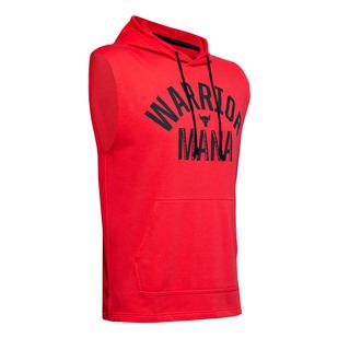 Project Rock - T-shirt sans manches à capuchon pour homme