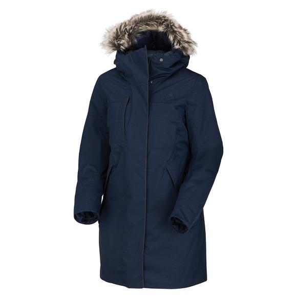 Far Northern - Manteau à capuchon pour femme
