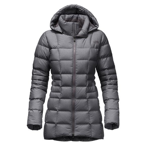 Manteau long hiver femme north face