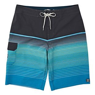 All day Stripe Pro - Short de plage pour homme