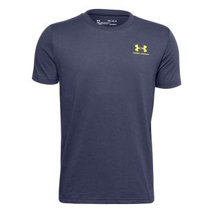 SportStyle Left Chest Jr - T-shirt pour garçon