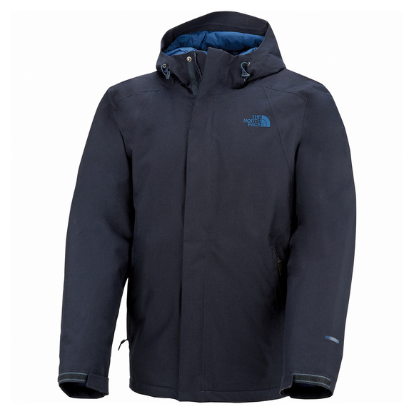 Inlux - Men's Hooded Jacket