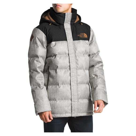 Nuptse Ridge - Manteau à capuchon en duvet pour homme
