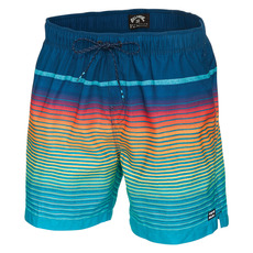 All Day Stripe Layback - Men's Board Shorts