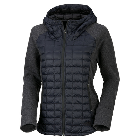 Endeavor ThermoBall - Women's Hooded Jacket