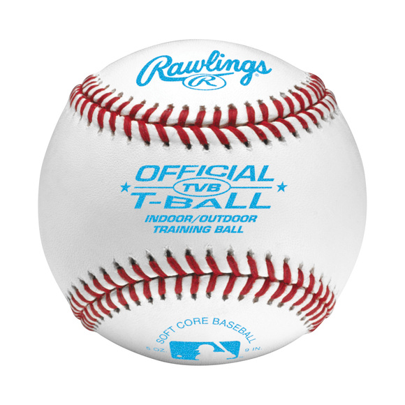 TVBC-R - Synthetic Leather Tee-ball Training Ball
