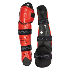 HP1 Sr - Senior Dek Hockey Shin Guards