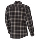 Cornell Woods Plus Size - Men's Long-Sleeved Shirt  - 1
