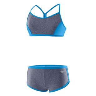 Heather Splice Jr - Girls' Two-Piece Swimsuit