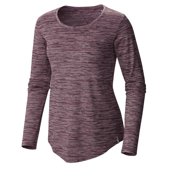 Shimmering Light - Women's Long-Sleeved Shirt