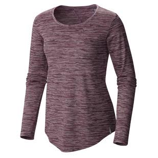 Shimmering Light - Women's Long-Sleeved Shirt