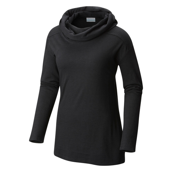 Easygoing - Women's Long-Sleeved Shirt