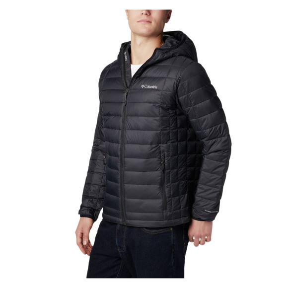 Voodoo 590 TurboDown - Men's Hooded Down Jacket