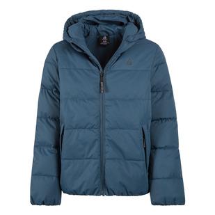 Turbo Puffy Jr - Boys' Hooded Jacket