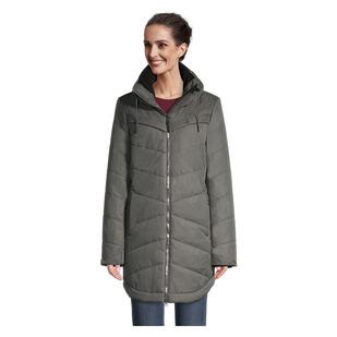 Whitehorn - Manteau isolé pour femme