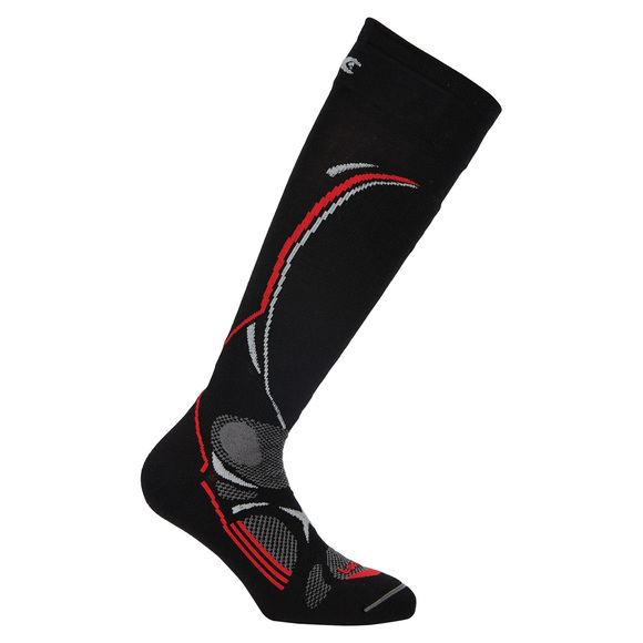 Ski Light - Men's Half-Cushioned Ski Socks