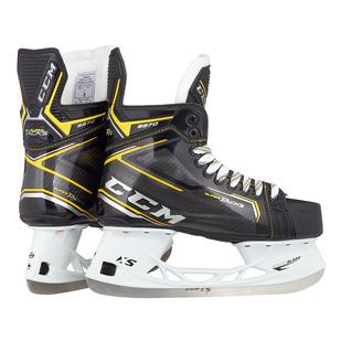 Super Tacks 9370 Jr - Patins de hockey pour junior
