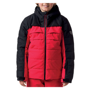 Polydown Jr - Manteau d'hiver à capuchon pour junior